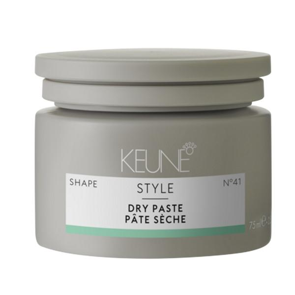 Pasta Mata pentru Texturizare si Absorbtia Sebumului - Keune Style Dry Paste, 75 ml