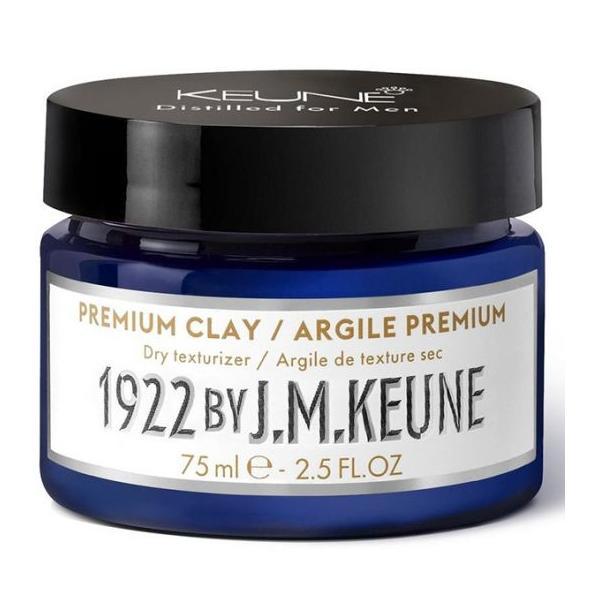 Pomanda pentru Barbati - Keune Premium Clay Distilled for Men, 75 ml