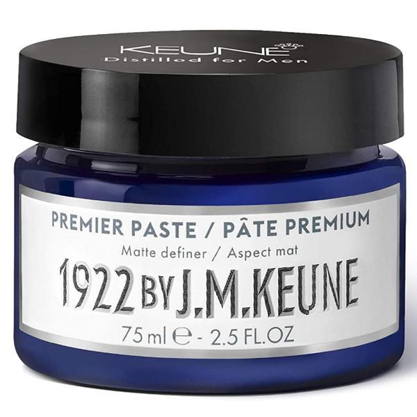 Pasta Modelatoare pentru Barbati - Keune Premiere Pasta Distilled for Men, 75 ml