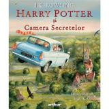 Harry Potter si camera secretelor - J.K. Rowling, editura Grupul Editorial Art