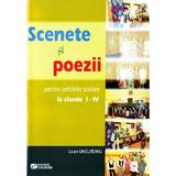 Scenete si poezii pentru serbarile scolare cls 1-4 - Laura Ungureanu, editura Rovimed