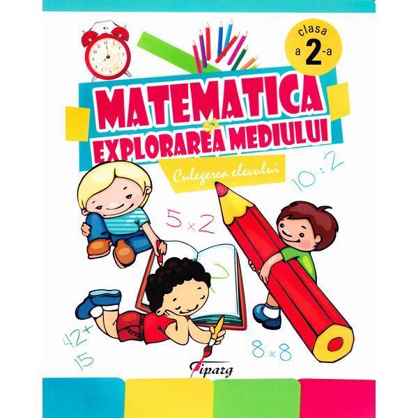 Matematica Si Explorarea Mediului Cls 2
