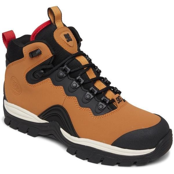 Ghete barbati DC Shoes Navigator Leather Lace Winter ADYB100008-WEA, 42.5, Maro