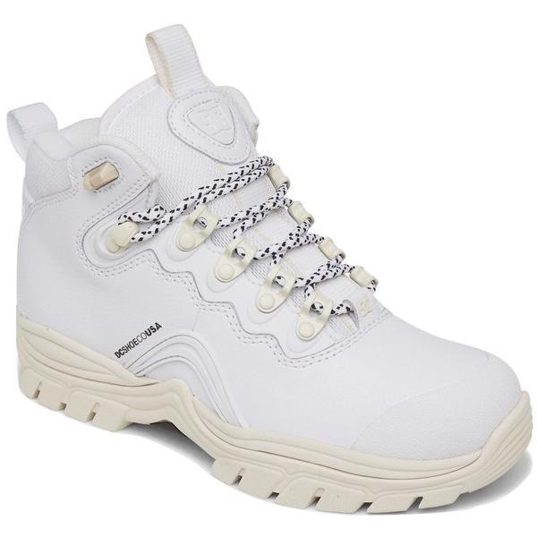 Ghete femei DC Shoes Navigator ADJB100009-WBI, 36.5, Alb