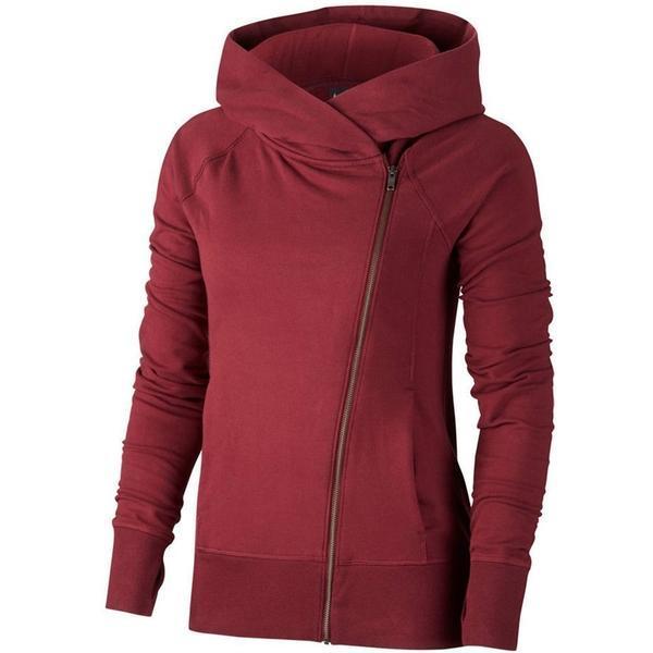 Hanorac femei Nike Yoga Full-Zip CU5321-681, L, Mov