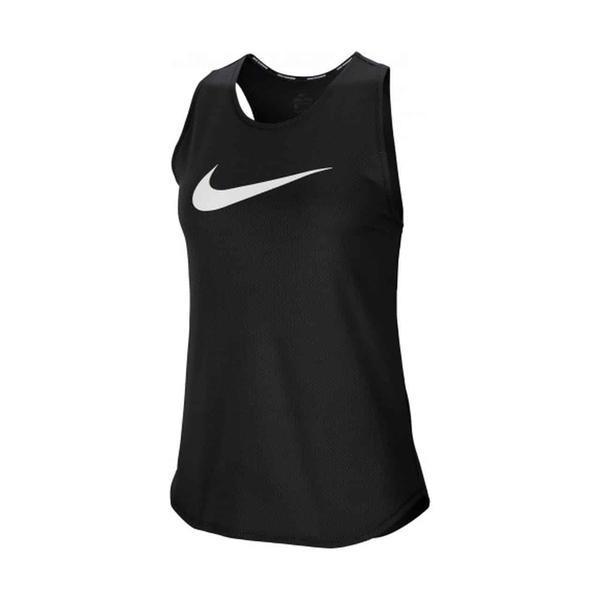 Maiou femei Nike Swoosh Run CU3252-010, M, Negru