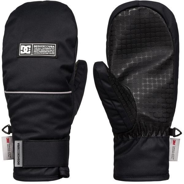 Manusi de Snowboard/Ski DC Shoes Franchise ADJHN03003-KVJ0, S, Negru