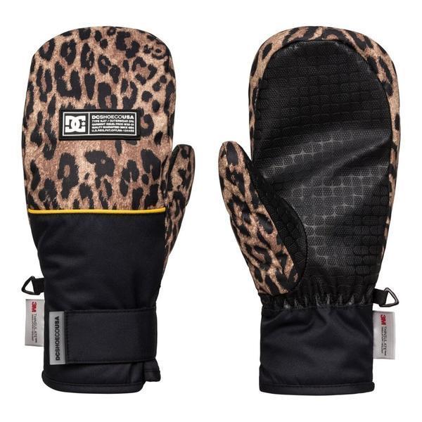 Manusi de Snowboard/Ski DC Shoes Franchise ADJHN03003-CQZ6, L, Maro