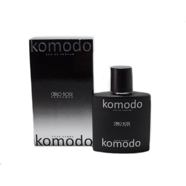 Apa de parfum, Komodo, pentru barbati - 100 ml Carlo Bossi