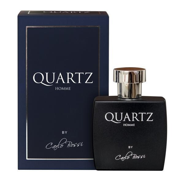 Apa de parfum, QUARTZ BLUE, pentru barbati -100ml Carlo Bossi