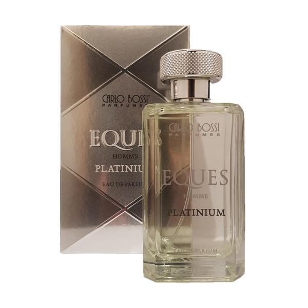 Apa de parfum , Eques Platinium , pentru barbati-100ml Carlo Bossi
