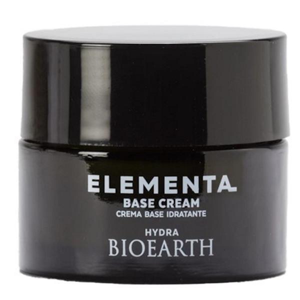 Crema Hidratanta cu Ulei de Masline Elementa Bioearth, 50 ml