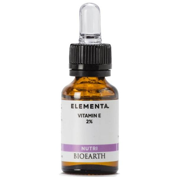 Vitamina E Beauty Booster Elementa Bioearth, 15 ml