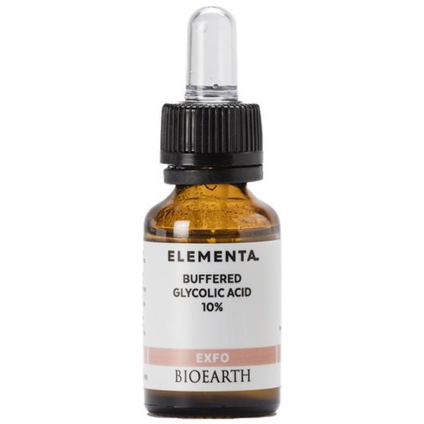 Acid Glycolic Beauty Booster Elementa Bioearth, 15 ml