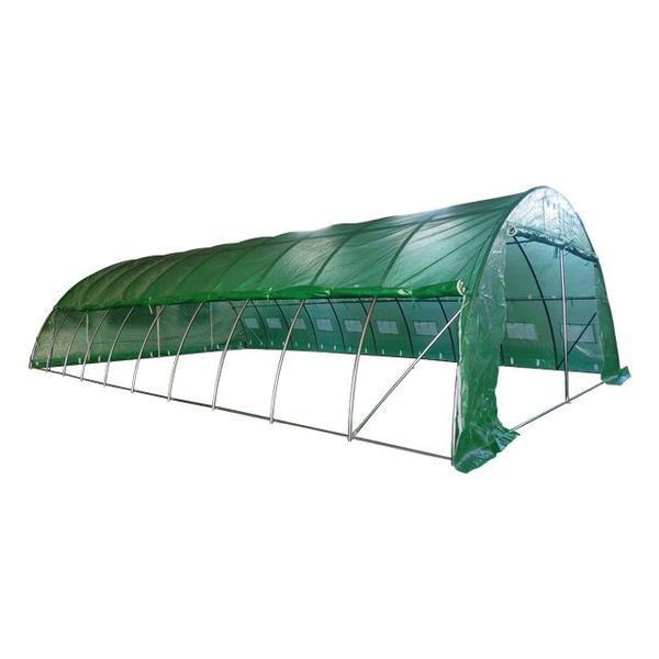 Solar de gradina 5×10 m, teava galvanizata – Solarii24