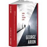 Mana care inchide ochii - George Arion, editura Crime Scene Press