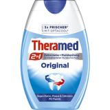 Theramed 2 in 1 Pasta de dinti si apa de gura 75 ml