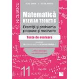 Matematica - Clasa 11 - Breviar teoretic (filiera tehnologica) - Petre Simion, editura Niculescu