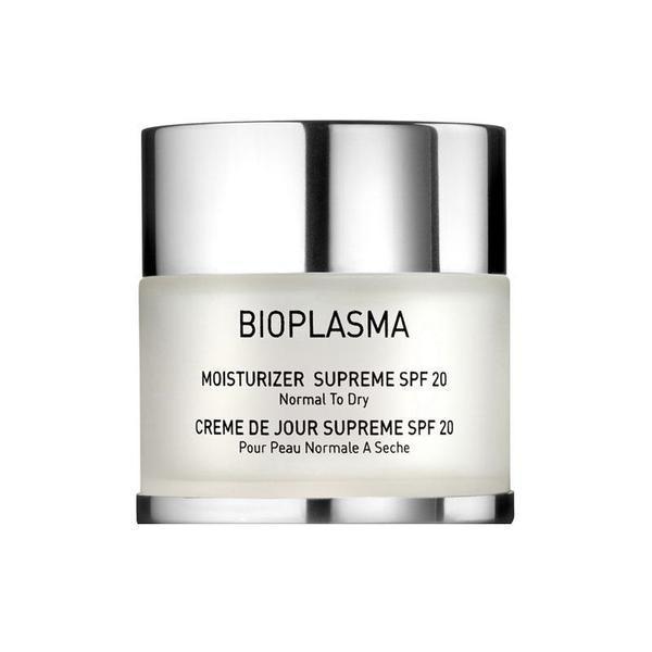 Crema Supreme Hidratant SPF20 ten norml spre uscat GIGI Bioplasma 200ml