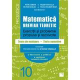 Matematica - Clasa 10 - Breviar teoretic (filiera teoretica, profilul real, mate-info) - Petre Simion, editura Niculescu