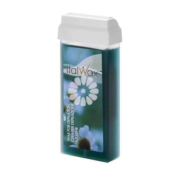Rezerva ceara epilat Azulene, ItalWax, 100 ml esteto.ro