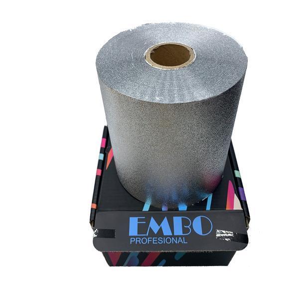 Folie de aluminiu in relief, EMBO Profesional, 100 m