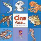 Cine face...? Animalele si pestii oceanelor - Dorin Bujdei, editura Lizuka Educativ