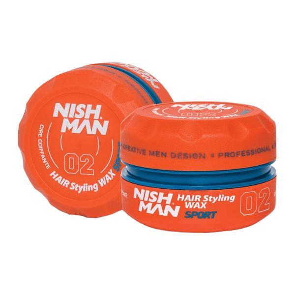 Ceara de par lucioasa Nish man 02 150 ml