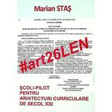 #art26LEN - Marian Stas, editura Bmi