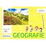 Geografie - Clasa 4 - Mihaela Dima, Nicoleta Beliciu, editura Booklet