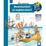 Aventurieri si exploratori - Susanne Gernhauser, editura Casa