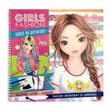Girls Fashion. Carte cu activitati, editura Flamingo