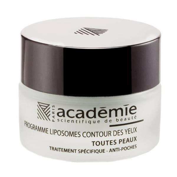 Crema antirid Academie Programme Liposomes Contour Des Yeux 15ml