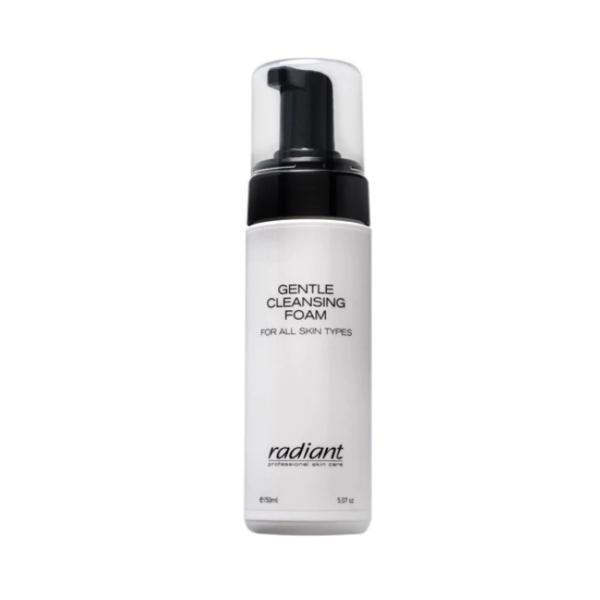Demachiant spuma Radiant pentru toate tipurile de piele 150 ml