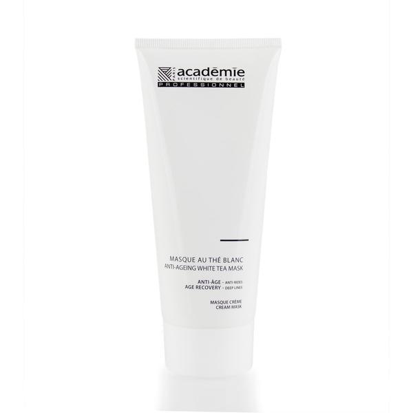 Masca tratament Academie Visage Masque au Thé Blanc cu efect antioxidant, anti imbatranire 200 ml