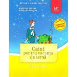 Caiet pentru vacanta de iarna - Clasa 7 - (Lectura si scriere creativa) - Marilena Serban, Madalina Vincene, editura Grupul Editorial Art