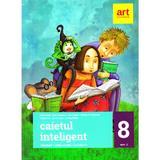 Caietul inteligent - Clasa 8. Sem. 2 - Literatura. Limba Romana. Comunicare - Florin Ionita, editura Grupul Editorial Art