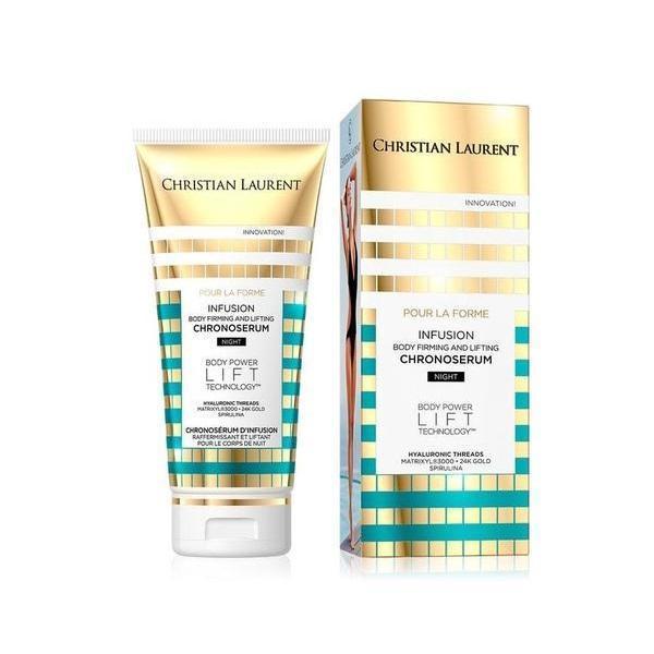 Crema Anticelulitica Christian Laurent, Infusion Body Firming & Lifting serum, Pentru modelare si fermitate, 200 ml