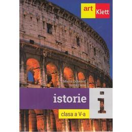 Istorie - Clasa 5 - Maria Ochescu, Sorin Oane, editura Grupul Editorial Art