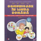 Comunicare in limba romana (predare in limba germana) - Clasa 1. Sem.2 - Gabriela Barbulescu, editura Litera