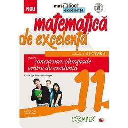 Matematica de excelenta - Clasa 11. Vol. 1: Algebra. Ed. 2 - Vasile Pop, Dana Heuberger, editura Paralela 45