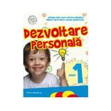Dezvoltare personala - Clasa 1 - Madalina Radu, editura Paralela 45