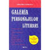 Galeria personajelor literare - Grigore Codrescu, editura Rovimed