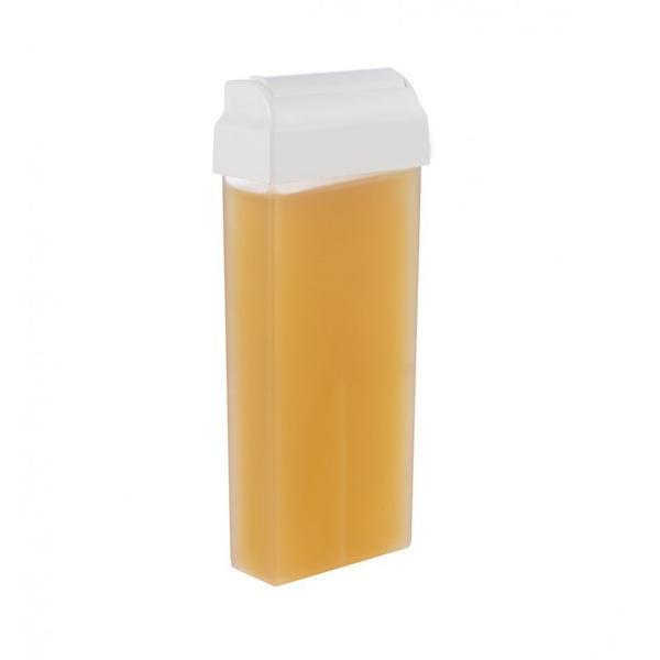 Rezerva rola cu ceara epilatoare cu uleiuri minerale, 100 ml, galben esteto.ro