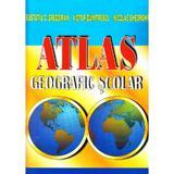 Atlas geografic scolar - Eustatiu C. Gregorian, Victor Dumitrescu, editura Astro