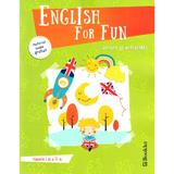 English for Fun. Jocuri si activitati - Clasele 1 si 2, editura Booklet