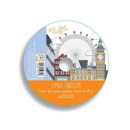 CD Engleza - Clasa 6 - Liliana Putinei, Cristina Mircea, editura Booklet