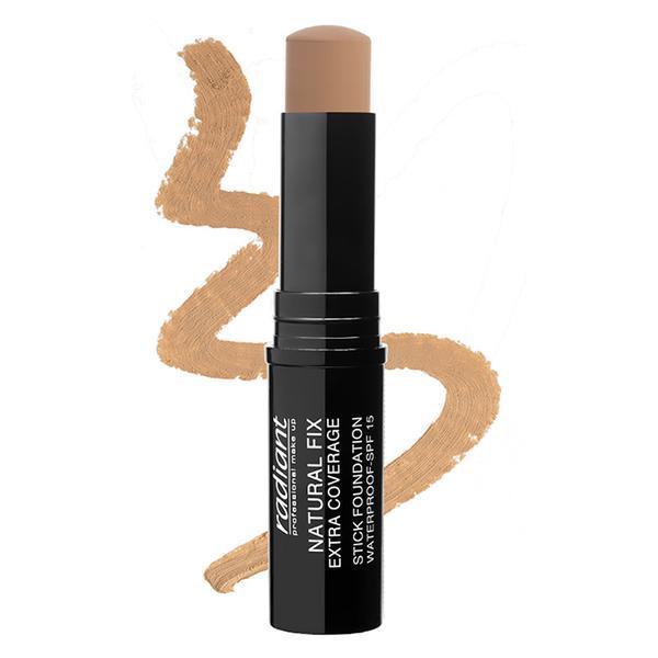 Fond Ten Stick Natural Fix Extra Coverage 15 Sp,Radiant, 03 Sandstone, 8.5g