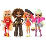 L.O.L. Surprises  4 pack -OMG Doll Series 1 - 80 surprize