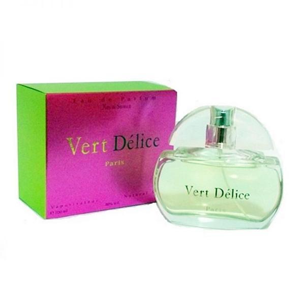Apa de parfum Vert Délice, Femei, 100ml